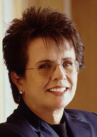 Billie-Jean King at 70